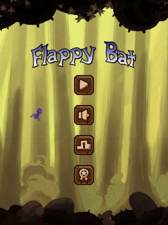 Tappy Bat - ipad2